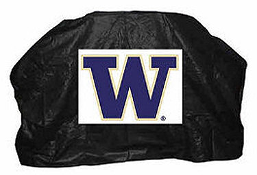 WA Huskies grill cover