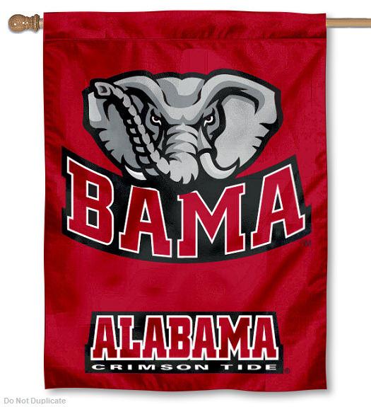 Alabama Crimson Tide Bama University College House ...