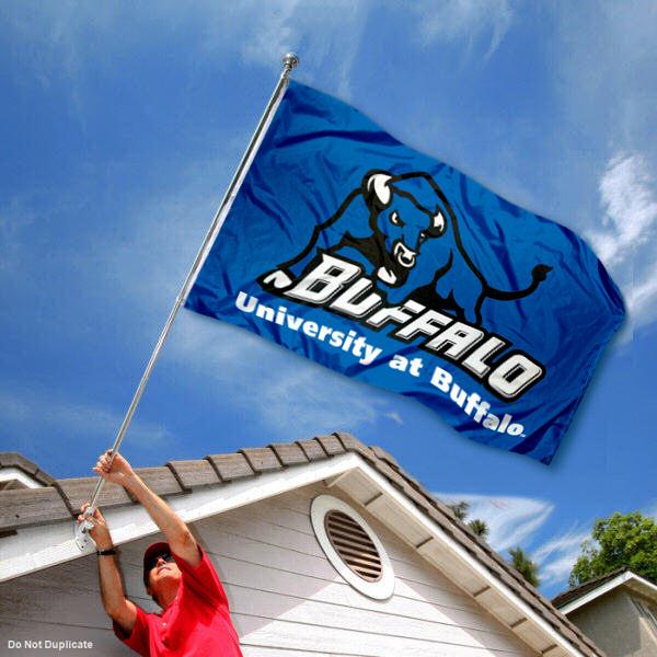 University of Buffalo Bulls Flag UB Large 3x5