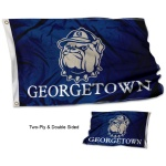 Georgetown Hoyas Pennant Throwback Vintage Banner